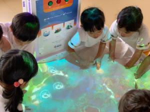 アイサンドボックス iSandBOX 幼稚園 保育園