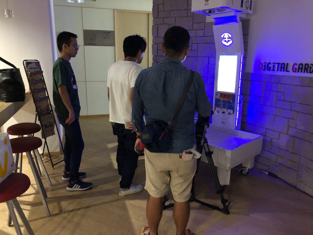 アイサンドボックス iSandBOX 大阪ほんわかテレビ