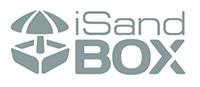 アイサンドボックス iSandBOX ロゴ